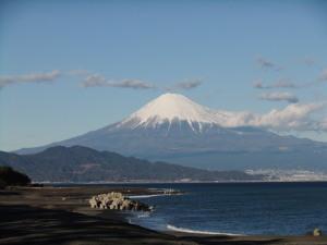 12月31日の富士山